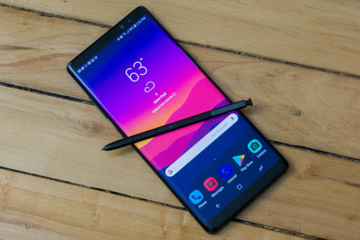 Samsung Galaxy Note 8- 128G